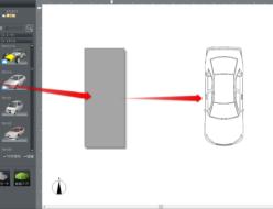 四角い表示だったクルマが、ちゃんとしたシンボルに