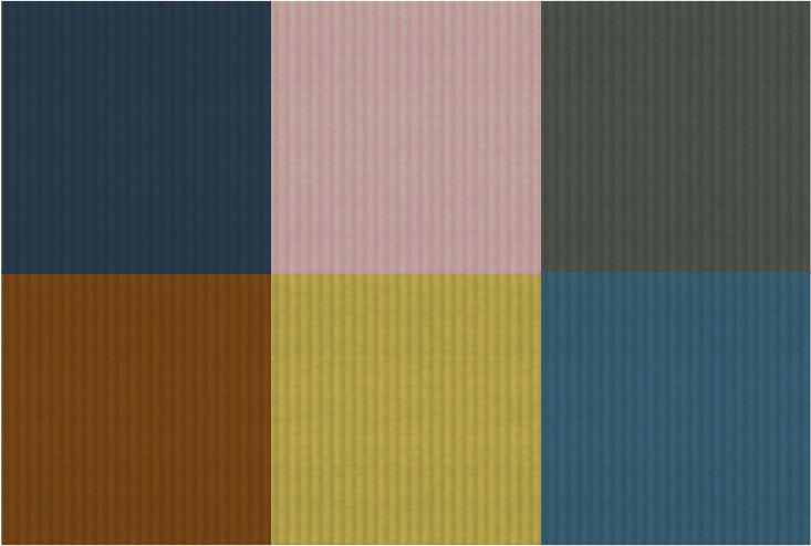 カラー畳のテクスチャ